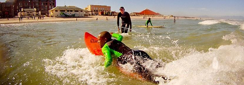 Volunteer Surfing Projects in the Developing World