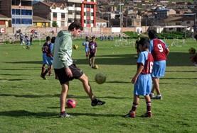 Missions de volontariat et stages au Pérou : Sport