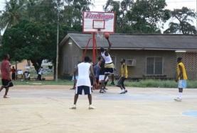 Mission Sport - Encadrement sportif : Basket