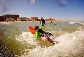 Mission Sport - Encadrement sportif : Surf