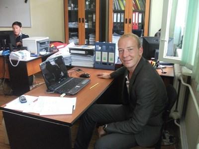 Volontaire en economie en Mongolie