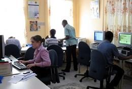 Volontariat professionnel pour la défense des Droits de l'Homme : Ghana