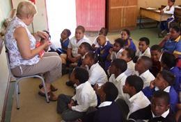 Enseignement humanitaire : Afrique du Sud