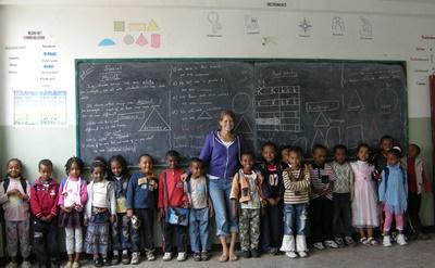 Enseignement sciences Ethiopie