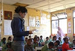 Enseignement humanitaire : Ethiopie