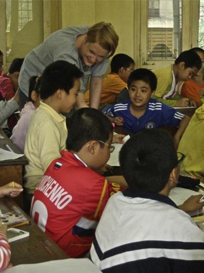 Volontariat psychologue Vietnam