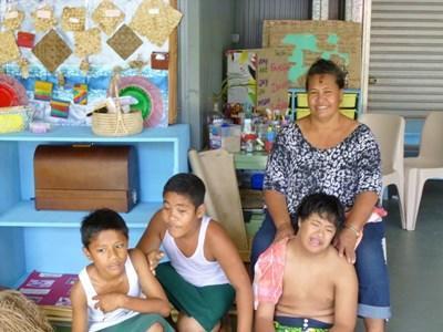 Volontariat en ergothérapie aux Samoa