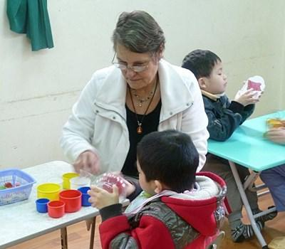 Ergothérapeute Humanitaire au Vietnam