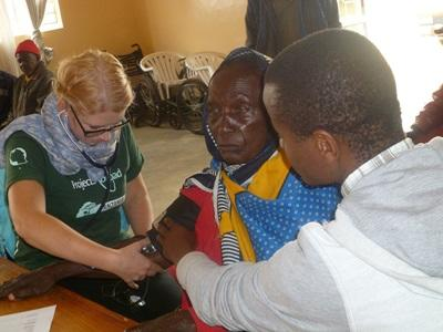 Volontaire médecin en Tanzanie