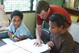 Missions de volontariat aux îles Fidji : Santé & médecine