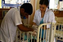 Volontariat international pour les professionnels : Santé & médecine