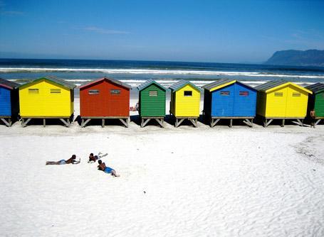 Missions et stages en Afrique du Sud