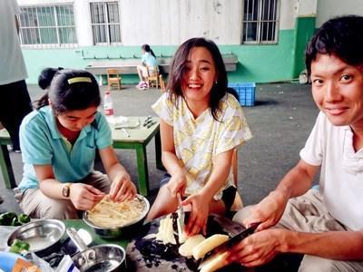 Mission de volontariat en Chine en intégration dans la vie locale