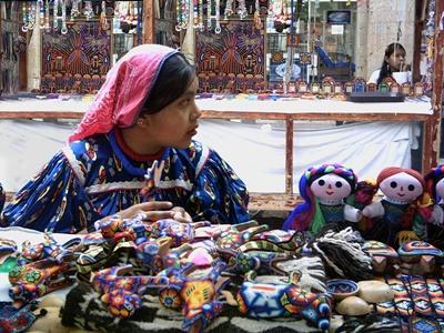 Volontariat en Amérique centrale, Mexique