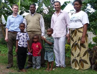 Famille d'accueil des volontaires en Tanzanie, Afrique de l'Est