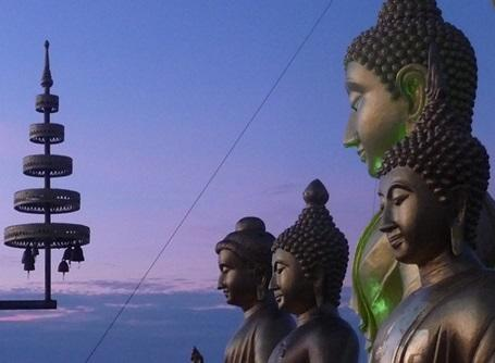 Nos projets en Thaïlande
