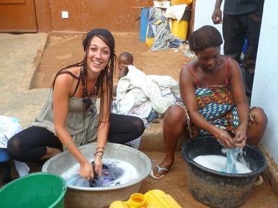 Mission volontaire au Togo, Afrique francophone